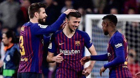 في صفقة تبادلية.. يوفنتوس يخطف نجم برشلونة من مانشستر سيتي