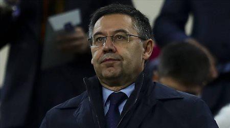 مفاجأة مدوية داخل مجلس بارتوميو.. اتهام بالسرقة في برشلونة