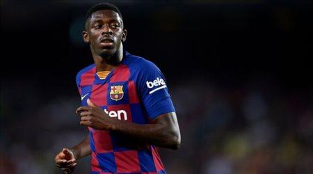 """ديمبيلي """"يكبد"""" برشلونة خسائر مالية.. السبب غريب!"""