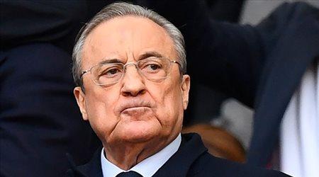 بيريز غاضبا: كرة القدم ستموت في 2024.. ولن يتم استبعاد ريال مدريد من أبطال أوروبا