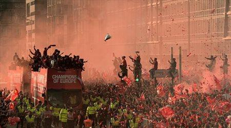 رغم الإجراءات الصارمة.. كلوب يعد بالاحتفال بلقب البريميرليج مع جماهير ليفربول !