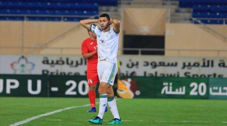 كأس العرب| الجزائر تعبر فلسطين وليبيا تتأهل لربع النهائي