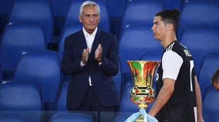 شقيقة رونالدو تفتح النار على ساري بعد خسارة كأس إيطاليا