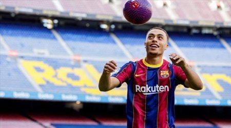 """برشلونة يكشف عن بديل """"ديست"""" أمام أوساسونا.. """"الإصابة خطيرة"""""""