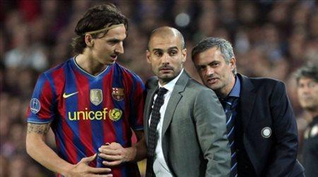 بعد مرورو 10 سنوات.. مورينيو يكشف حديثه مع جوارديولا