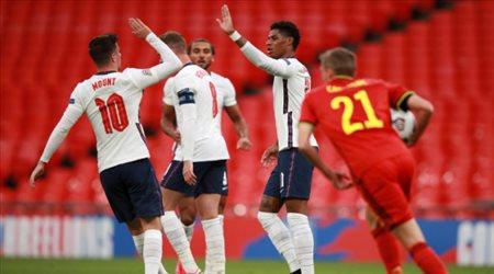 """كين يصطدم بـ""""لوكاكو"""".. تعرف على تشكيل مباراة إنجلترا وبلجيكا"""