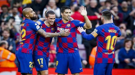 """أول رد من برشلونة على عودة الدوري الإسباني.. """"غضب شديد لهذا السبب"""""""