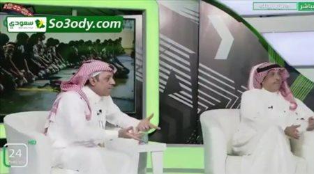 علي كميخ للزايدي : النصر هو اول نادي عالمي وسيد آسيا