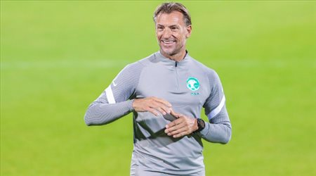أول تعليق من رينارد على لقاء المغرب.. بعد قرعة كأس العرب الساخنة