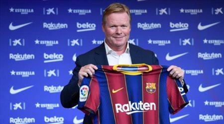 """بـ""""تصريحات نارية"""".. كومان يعلق على أداء برشلونة قبل موقعة أوساسونا"""