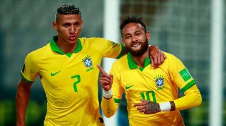 مجموعة الأخضر في أولمبياد طوكيو| قائمة البرازيل المرعبة قبل انضمام نيمار ومارسيلو