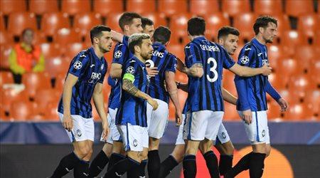 أتالانتا يحجز ثاني بطاقات دوري أبطال أوروبا في الكالتشيو