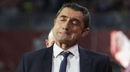 """مفاجأة مثيرة للجدل.. فالفيردي يتمنى خسارة برشلونة السوبر الإسباني انتقاما """"لطرده"""""""