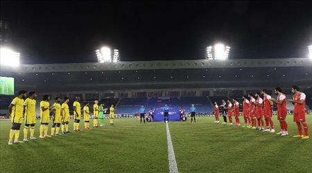 """قرار رسمي من المحكمة الرياضية في """"قضية"""" النصر ضد بيرسبوليس"""