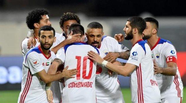 دوري الخليج العربي  الشارقة ضد الوصل.. التشكيل المتوقع والقنوات الناقلة   سعودى سبورت