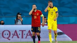 """يورو 2020  حل إنريكي السحري ينفذ إسبانيا من فضيحة كبرى.. """"لن يحدث ذلك"""""""