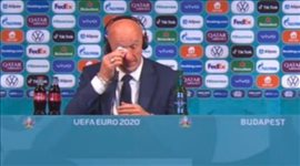 يورو 2020  دموع مدرب المجر تخطف الأضواء بعد التعادل مع فرنسا