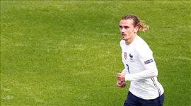 يورو 2020| جريزمان يكشف عن أسباب التعادل المخيب لفرنسا أمام المجر