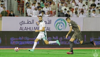 """الطائي يقدم """"احتجاج رسمي"""" ضد مشاركة لاعب الأهلي"""