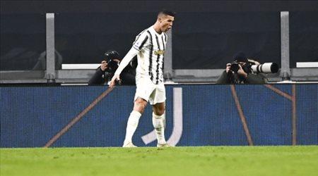 رونالدو يواصل إنجازاته الفردية رغم التعادل أمام فيرونا في الكالتشيو