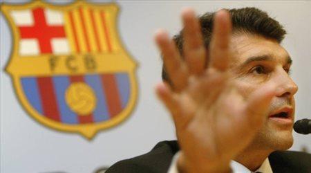 لابورتا: هذا ما قاله لي ميسي بعد الفوز برئاسة برشلونة.. وموقف جوارديولا