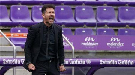 """تصرف غير أخلافي من سيميوني بعد الخسارة القاسية أمام ليفربول.. """"صفر روح رياضية"""""""