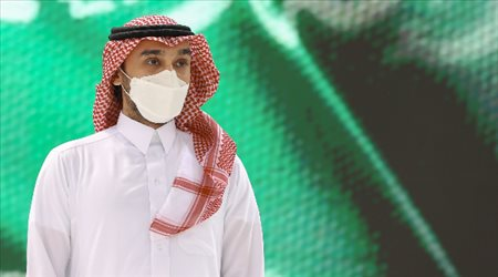 صورة  وزير الرياضة يدعم إيركسين ويوجه له رسالة خاصة