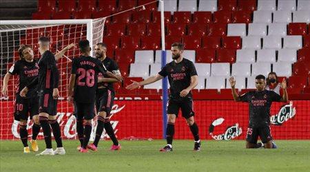 تعرف على تشكيل ريال مدريد في مواجهة رينجرز الودية