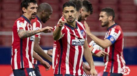 """برشلونة """"يعتذر"""" لسواريز قبل لقاء حسم الليجا أمام أتلتيكو مدريد"""