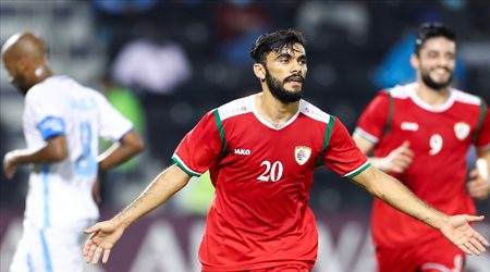 """عمان تطيح بالصومال وتتأهل للمشاركة في """"كأس العرب"""""""