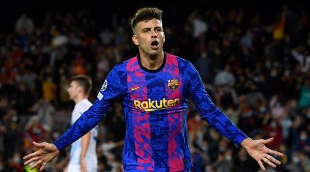 """بيكيه يكشف أهمية فوز برشلونة قبل مواجهة ريال مدريد.. ويؤكد: """"قادرون على اللعب بشكل أفضل"""""""