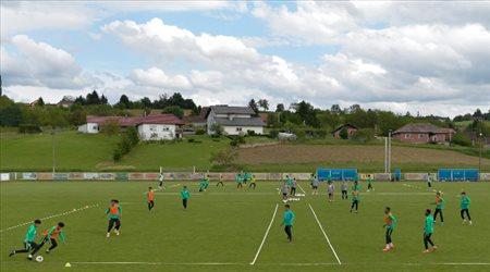 شباب الأخضر يبدأ استعداداته لكأس آسيا في كرواتيا