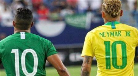 المنتخب السعودي ضد نيمار.. هل يشارك نجم البرازيل في أولمبياد طوكيو؟
