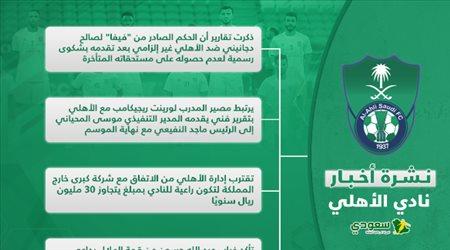 أخبار الأهلي اليوم| موقف الراقي بعد حكم دجانيني.. وحسم مصير ريجيكامب