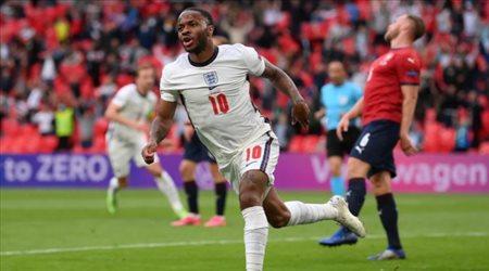 يورو 2020  الشوط الأول.. إنجلترا تضمن الصدارة بهدف واسكتلندا تفرض التعادل على كرواتيا