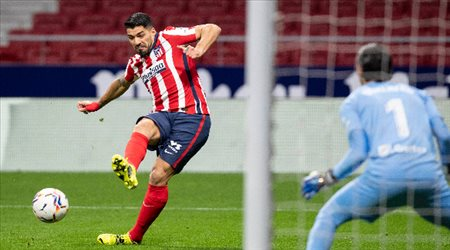 سواريز: فخور بما وصلت إليه في مسيرتي.. وهذا سر انتصارات أتلتيكو مدريد