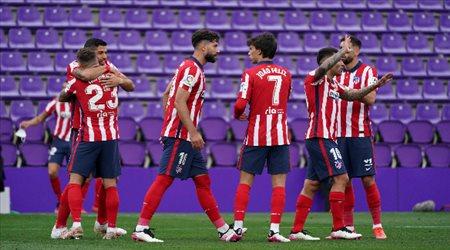 ثلاثي مرعب يقود هجوم أتلتيكو مدريد أمام ليفانتي بالدوري الإسباني