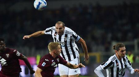 يوفنتوس يسقط بثنائية أمام ساسولو بالدوري الإيطالي
