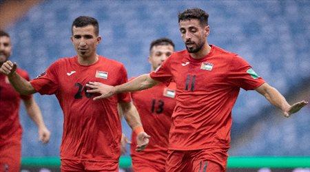 مجموعة السعودية.. فلسطين تكتسح جزر القمر وتتأهل إلى كأس العرب