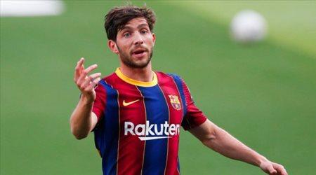 تطورات تجديد عقد روبيرتو مع برشلونة