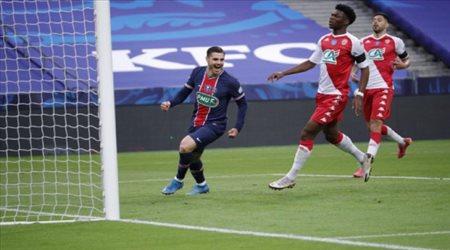باريس سان جيرمان بطل كأس فرنسا على حساب موناكو بثنائية نظيفة