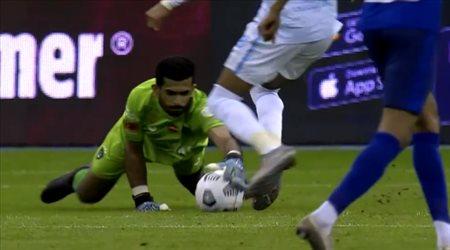 """جدل بين الجدعاني وسعدان بعد """"إلغاء هدف الفتح لخطف الكرة من حارس الهلال"""""""