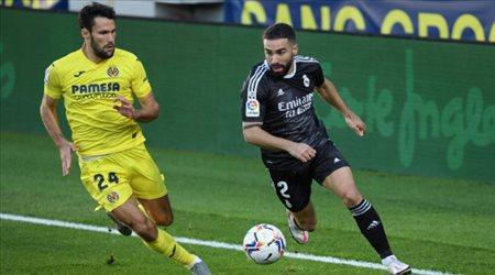 """صورة تثير الجدل.. ريال مدريد يتعرض لـ""""ظلم تحكيمي"""" ضد فياريال"""