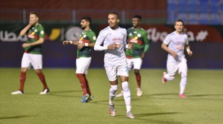 المالكي يعتذر لجماهير الاتفاق بعد رباعية الفتح