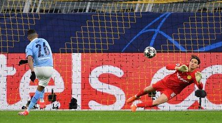 تشكيل هجومي لمانشستر سيتي أمام نيوكاسل في الدوري الإنجليزي