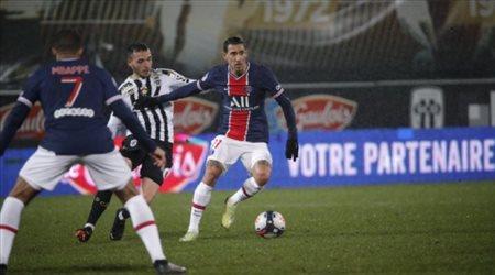 بهدف نظيف.. باريس سان جيرمان يصعق أنجيه في الدوري الفرنسي