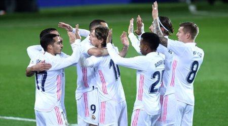 """قائمة ريال مدريد ضد ألكويانو في كأس الملك.. """"غيابات دفاعية صادمة"""""""