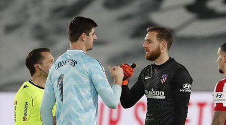 أوبلاك يهزم نجم ريال مدريد.. ويحصد جائزة أفضل حارس في الدوري الإسباني