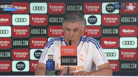 14 هدفا في 5 مباريات.. أنشيلوتي يعود بهجوم ريال مدريد نحو القمة