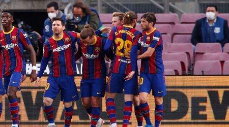خطوة حاسمة.. برشلونة يضم أول صفقاته هذا الصيف